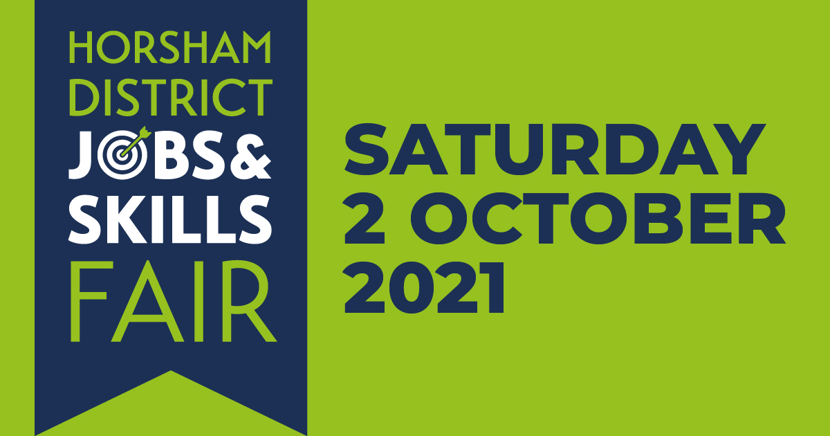 Save the date: Saturday 2 October 2021